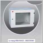 VMA-W 0601 MD Wallmount 6U